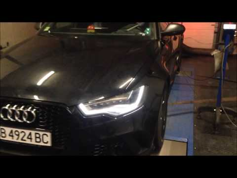Audi RS6 C7 4.0TFSI 888hp 1180Nm