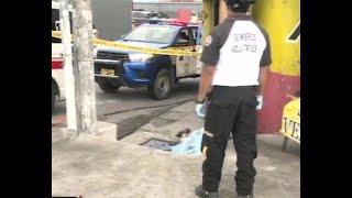 Tres personas en situación de calle fallecieron en similares situaciones