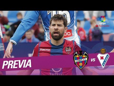 Previa Levante UD vs SD Eibar