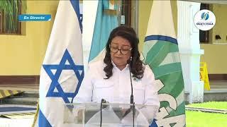 #EnDirecto | Inauguración del Huerto Pedagógico Cultivando la amistad entre Guatemala y el Esta...