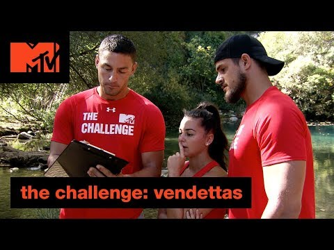 connectYoutube - 'Natalie vs. Nelson… Again' Official Sneak Peek | The Challenge: Vendettas | MTV