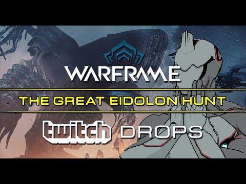 Warframe: The Great Eidolon Hunt Trailer