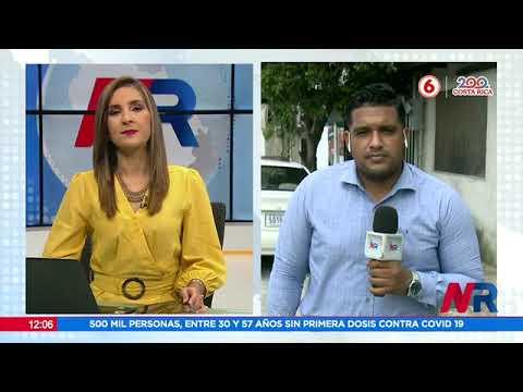 Noticias Repretel mediodía: Programa 03 de Setiembre del 2021