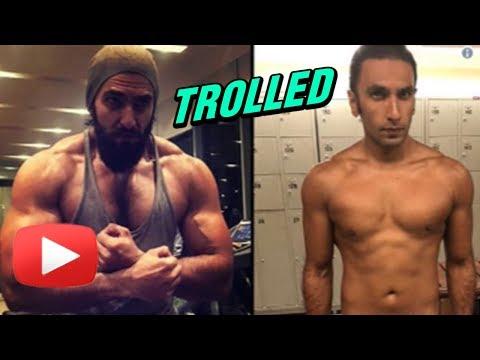 Ranveer Singh's Gully Boy Look TROLLED Post Padmaavat H0t Body Look | Alia Bhatt | Deepika Padukone