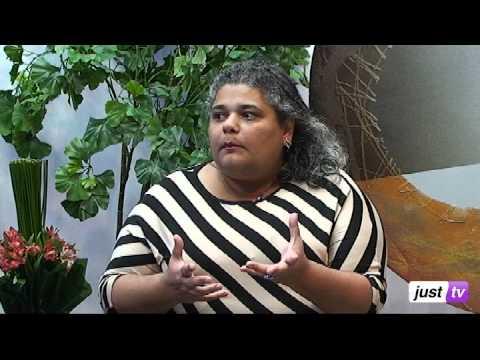 Kika de Castro - Beleza e deficiência física - Maria Paiva Entrevista - JustTV - 06/08/13