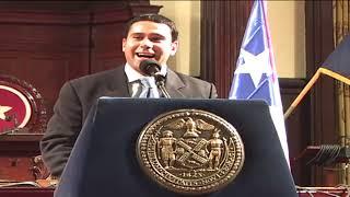 Borinqueneers honored by  Joel Rivera at city council video by Jose Rivera 11:3:05