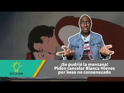 NEED TO KNOW | ¡ SE PUDRIÓ LA MANZANA! PIDEN CANCELAR A BLANCANIEVES POR BESO NO CONSENSUADO