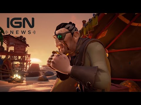 connectYoutube - Sea of Thieves Players Worried About Lack of Cosmetic Items, Amount of Total Content - IGN News