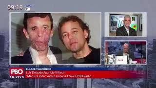 PBO - Luis Delgado Aparicio Villarán sobre MAESTRA VIDA regresa con la conducción de KIKE BRAVO