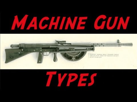 connectYoutube - Machine Gun Terminology - LMG, MMG, SAW, LSW, HMG, GPMG