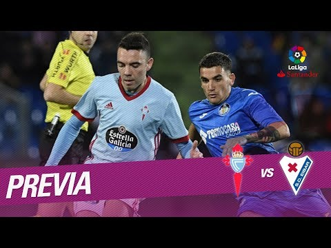 Previa RC Celta vs SD Eibar
