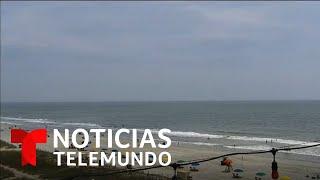 Playas de EE.UU. se preparan para en el Memorial Day   Noticias Telemundo
