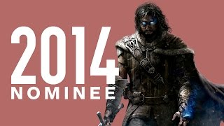 Why Shadow of Mordor is a Game of The Year Nominee?