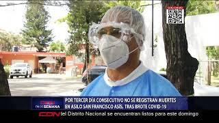Por tercer día consecutivo no se registran muertes en Asilo San Francisco Asís, tras brote Covid-19