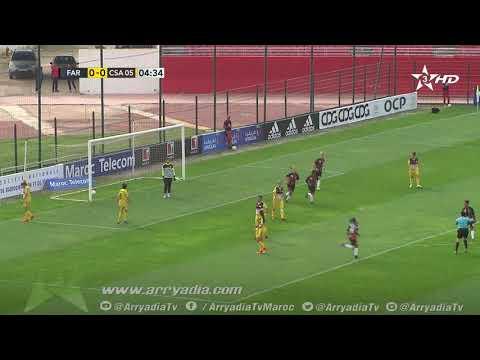 أهداف مباراة الجيش الملكي وأطلس 05 الفقيه 11-0 - نهائي كأس العرش -