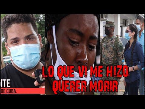 LAS HISTORIAS DE HORROR CONTADA POR MIGRANTES EN LA SELVA DEL DARIEN @Zulay Rodriguez