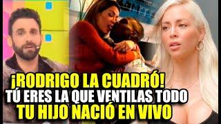 RODRIGO GONZALEZ CUADRÓ A SHEYLA ROJAS POR DECIR QUE EN LA TV SOLO HAY M4LD4D