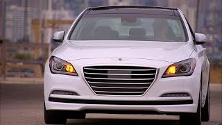 2015 Hyundai Genesis 5.0 (CNET On Cars, Episode 48)