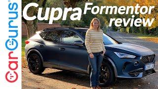 Обзор Cupra Formentor 2020 в Великобритании: за рулем супер-внед