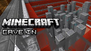 Minecraft: I'm Bad at Cave In (Mini Game)