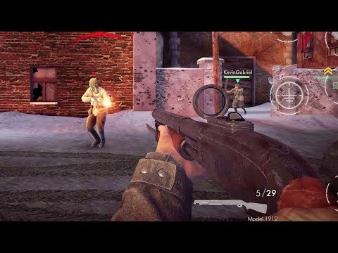 World War Heroes Android GamePlay #35 [Max Settings]