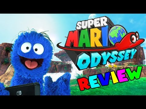 connectYoutube - Super Mario Odyssey Review │ The One We've Been Waiting For