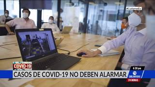 Casos de COVID-19 en Atlántico no deben alarmar: Ministro de Salud, Fernando Ruíz