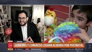 Congreso y Gobierno anuncian acuerdo por post natal con creación de licencia médica
