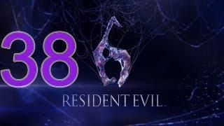 Прохождение Resident Evil 6 [Часть 38 Устанак в вертолёте]
