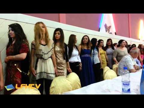 Nawaf Yonca Kurdische Hochzeit 10 08 2013 Nienburg Part 1