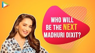 "Madhuri Dixit: ""Aamir Khan looks very SEEDHA but he is very..."" 