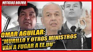 ????Senador: Murillo y otros ministros van a fugar a EE.UU. el 6 de septiembre o días antes de elección