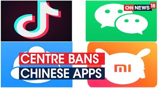 Status Check On TikTok, Likee, Helo, WeChat, CamScanner & More After Govt Bans Chinese Apps - IBNLIVE