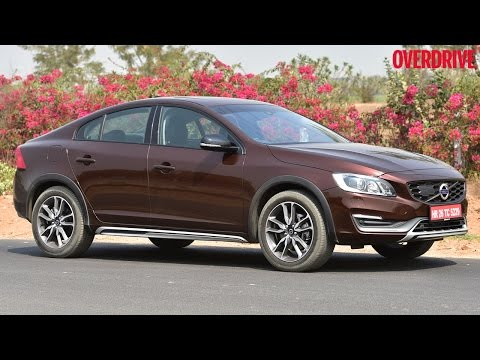 Volvo S60 Cross Country - Road Test Review by Overdrive