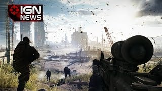 IGN News - Battlefield 4 Problems Halt 'Future Projects'