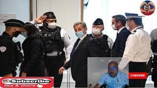 La justice française condane ansyen prezidan Sarkozy. Tump met tann tou pal