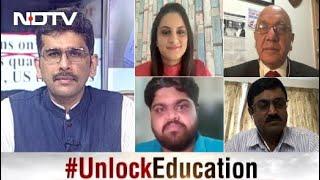 Unlock Education: UK सरकार के Quarantine Rules से भारतीय छात्र परेशान - NDTVINDIA