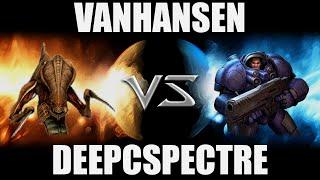 [DTW]vanHansen (Z) VS DeepCSpectre (T) -- Starcraft 2 [LAGTV]