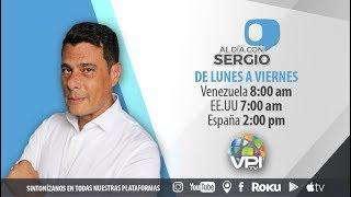 EN VIVO - Al Día con Sergio Novelli - Lunes 24 de Febrero