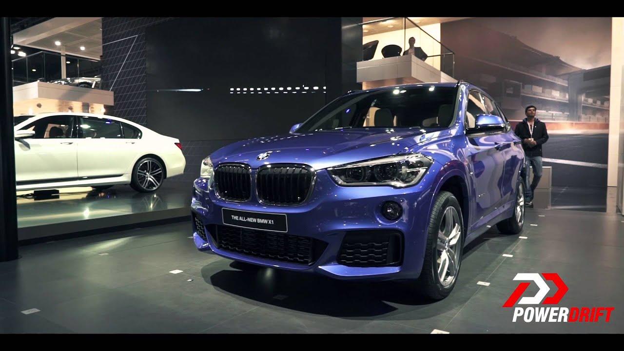 BMW X1 : First Look : PowerDrift