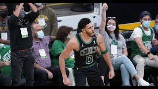Tatum brilla con 50 y Celtics despiertan ante Nets
