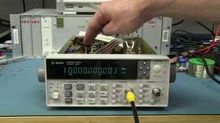 EEVblog #646 - Gravity Detection Using A Frequency Counter!