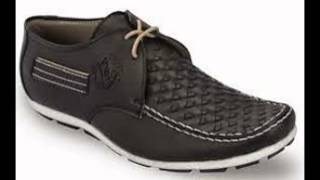 Black Casual Shoes At Yepme