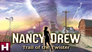 Nancy Drew: Trail of the Twister Official Trailer