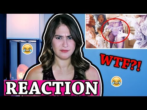 Katy Perry - HEY HEY HEY (Official)  | REACTION