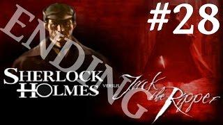 Sherlock Holmes vs. Jack the Ripper Walkthrough part 28