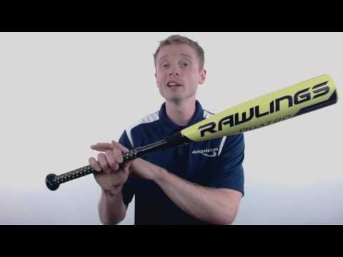 2018 Rawlings Quatro -10 Senior League Baseball Bat: UT8Q34