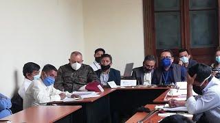 Comisión del Diálogo y Mindef dialogaron con autoridades de Ixtahuacán