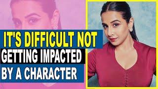 Vidya Balan on how each character she portrays teaches her something - BOLLYWOODCOUNTRY