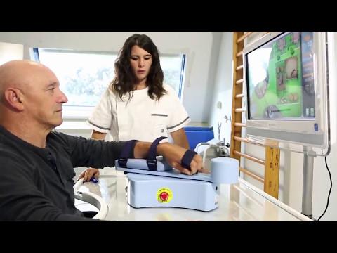 MOTORE++ – A new Rehabilitation Robot for the upper limb